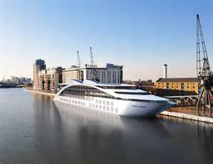 Home Plans One Story sunborn luxury floating hotel in london extravaganzi