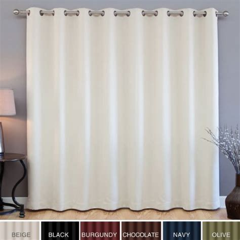 do blackout curtains keep heat out discount wide width grommet top thermal blackout curtain