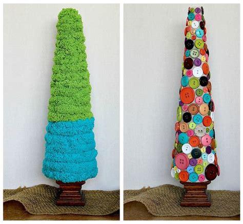 Handmade Trees Craft - craft along tutorials