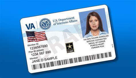 va cards va will offer new id cards for veterans