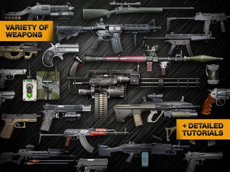 weaphones apk weaphones firearms sim vol 2 apk 1 4 0 indir android program indir programlar