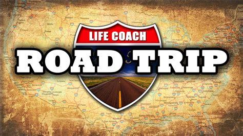 graphic design hill road life coach road trip 2011 graphic design for main title