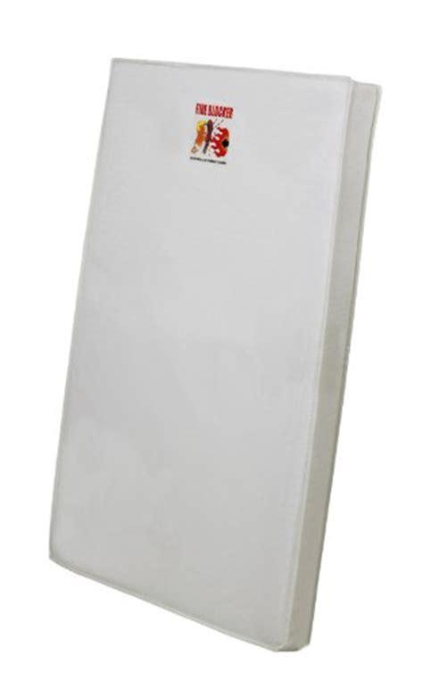 On Me Foam Playard Mattress by On Me 3 Quot Foam Playard Mattress White Furniturendecor