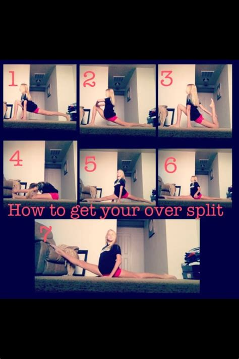 how to get a to your how to get your splits doing this