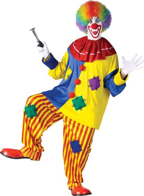 Clow Top mens big top clown costume mr costumes