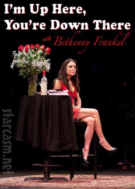 Shut Up Gets Own Talk Show by Bethenny Frankel Gets Own Talk Show Starcasm Net
