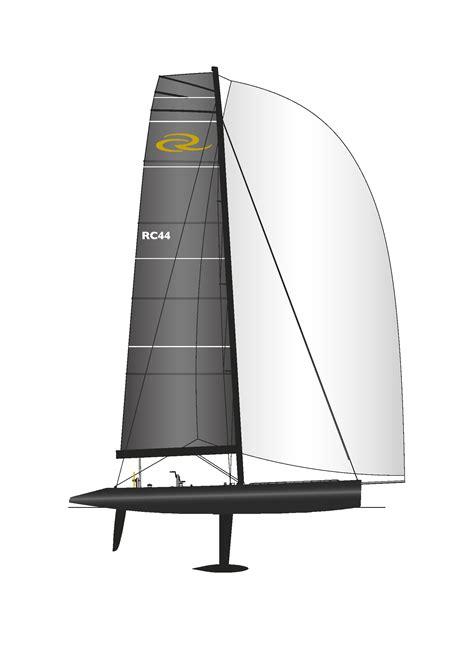 sailing boat dimensions rc44 class association