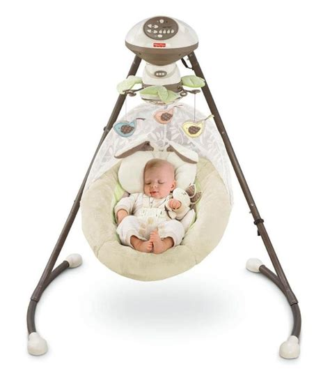 baby on a swing best baby swings jumperoos exersaucers bouncers