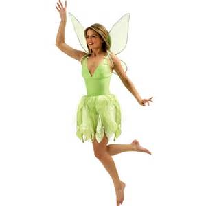 How To Make A Tinkerbell Costume For Adults by Disney Tinker Bell Costume Disney From A2z