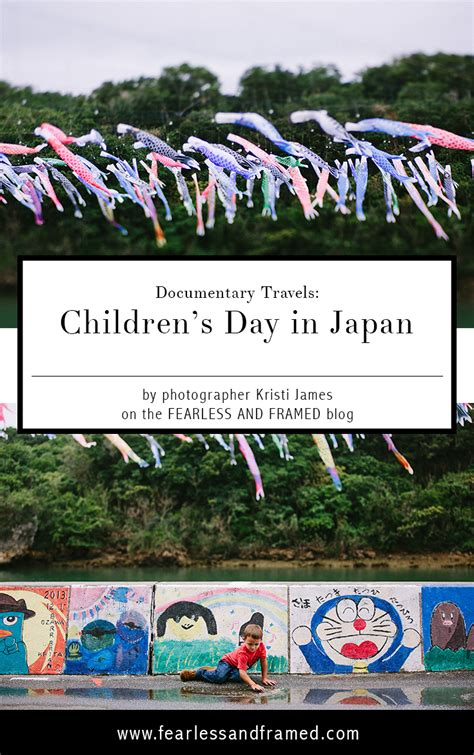 S Day Japan Children S Day In Japan A Documentary Story Fearless