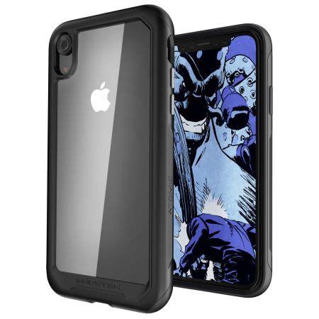 ghostek atomic slim 2 iphone xr tough black reviews