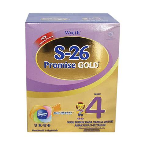S26 Promise Gold Tahap 4 Formula 900 G 3 Kaleng jual wyeth s26 promise gold tahap 4 formula vanila