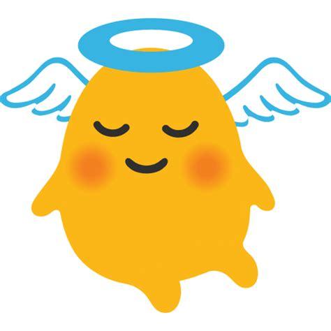 baby shark emoji angel emoticon www pixshark com images galleries with