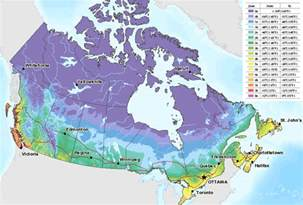canada climate zone map bamboo botanicals light and temperature for bamboo
