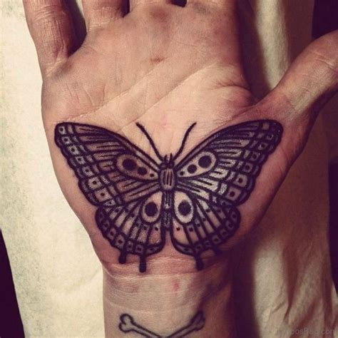 butterfly hand tattoos 54 awesome butterfly tattoos on