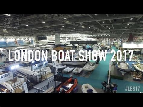 boat show 2017 london london boat show 2017 highlights youtube