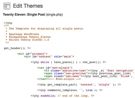 wordpress theme editor code highlight 20 great code highlighter plugins for wordpress