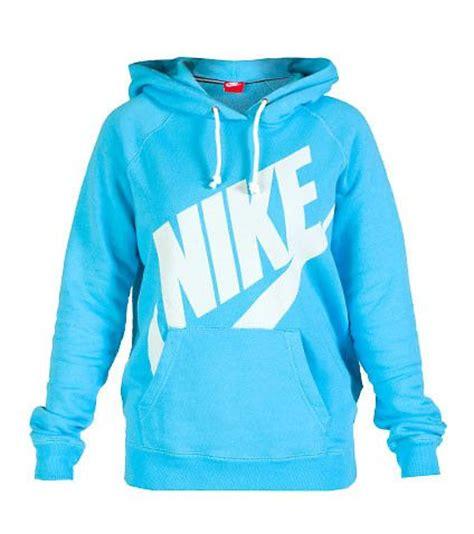 Sweater Nike Runnin Rebels Performance Therma Fit Hoodie 100 Original blue nike sweaters