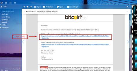 tutorial cara bitcoin cara mencairkan bitcoin ke bank lokal tutorial