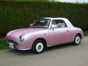 Fiat Figaro Nissan Figaro 1989 Japanese Classic Car Cars