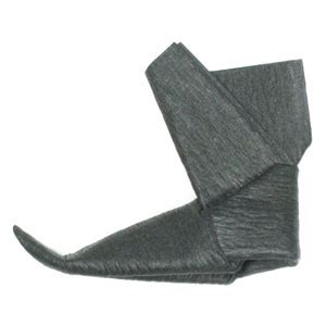 Origami Boot - how to make a traditional origami boot page 11
