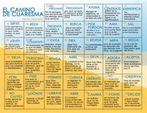 Calendario De Cuaresma Calendario De Cuaresma 2016 Odres Nuevos