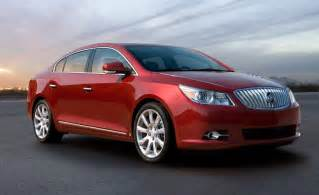 Buick Lecross Car And Driver