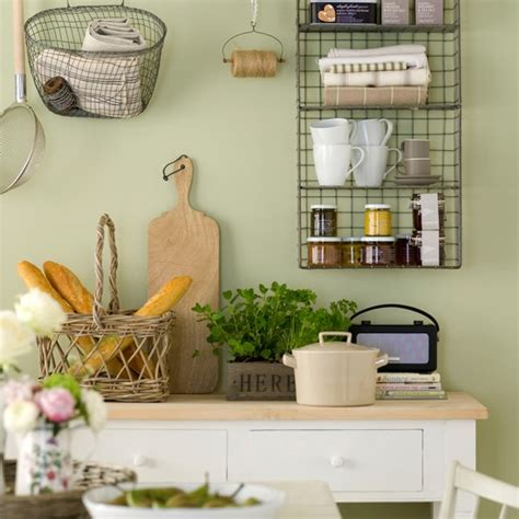 kitchens with shelves green styling with green in your home interior design