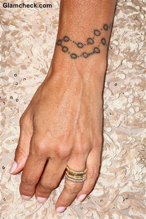 carpenter tattoos charisma carpenter s rosary wrist