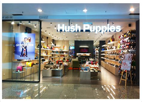 hush puppies store empire shopping gallery