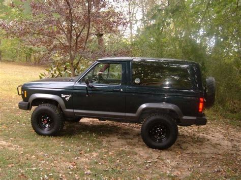 how does cars work 1984 ford bronco ii electronic valve timing yeti777 1984 ford bronco ii specs photos modification info at cardomain