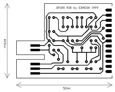 Casing Ht Motorola Gp88 Baru motorola radius gp300 gp88 radio interface box kodox service