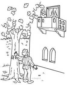 free coloring pages of i romeo and juliet