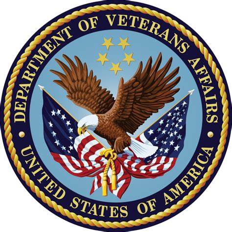 Veterans Office by File Seal Of The U S Department Of Veterans Affairs Svg