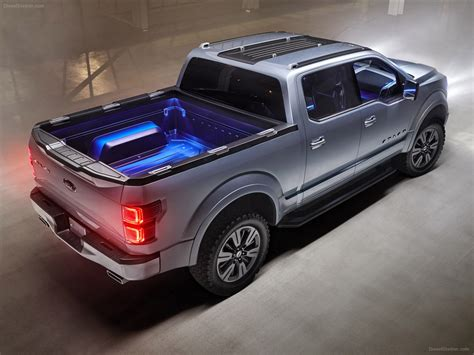 ford atlas concept 2013 exotic car wallpapers 14 of 32