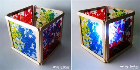 35 creative things to make with popsicle sticks recycled