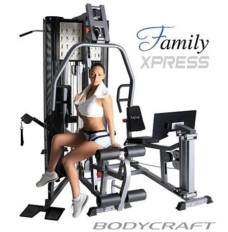 to globalization family xpress home bodycraft