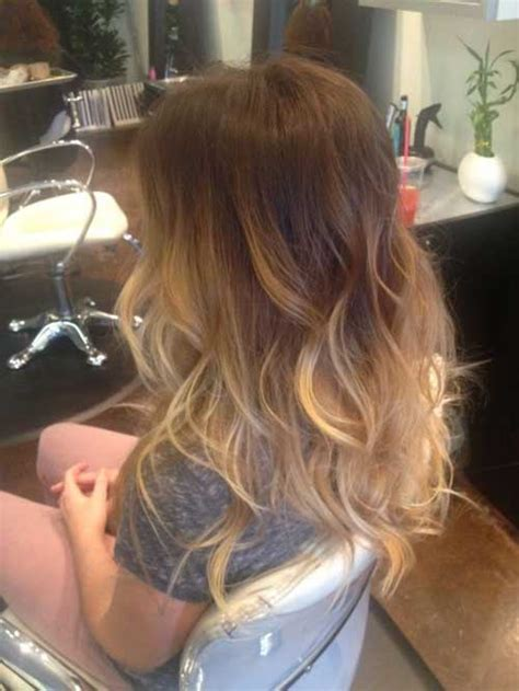 reslly vlonde on top and dark brown on bottom pics 40 blonde and dark brown hair color ideas hairstyles