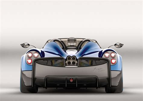 pagani back pagani huayra roadster arrives with 754 hp motor trend