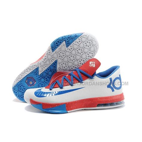 Nike Kd Vi All nike kevin durant kd 6 vi white blue for sale price 90 00 shoes