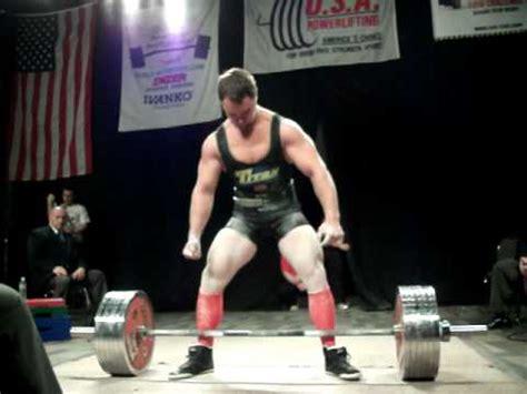 mike macdonald bench press mike macdonald 327 5kg 720 5lbs deadlift youtube