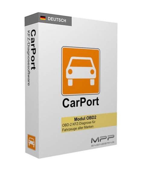 carport basis modul kkl obd diagnose lizenz schl 252 ssel key carport basis kkl