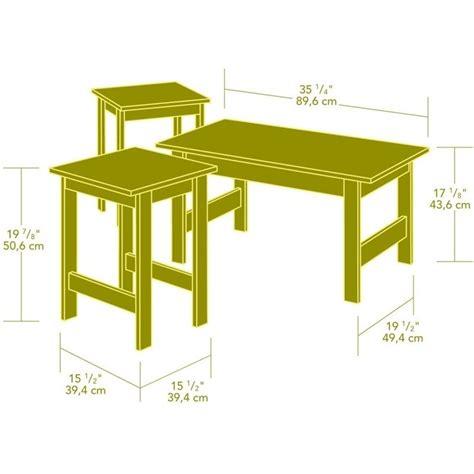 cinnamon cherry coffee table 3 coffee table set in cinnamon cherry 412935