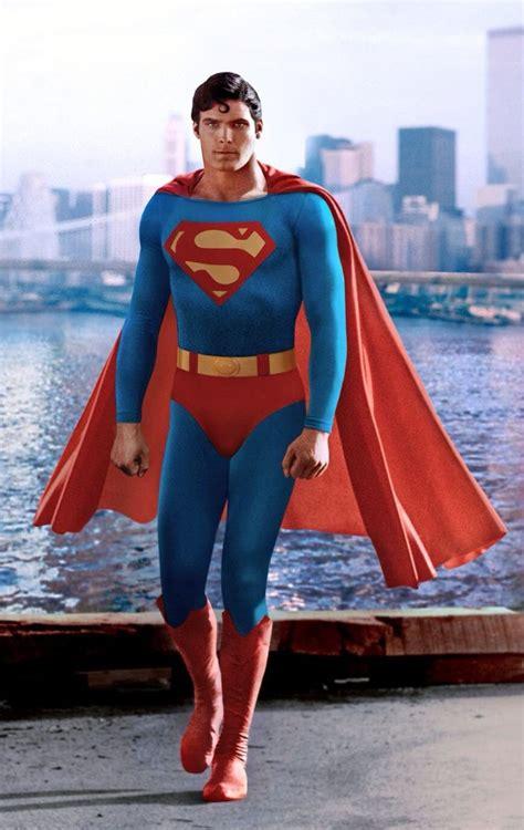 christopher reeve as superman christopher reeve as superman 1978 cinema pinterest
