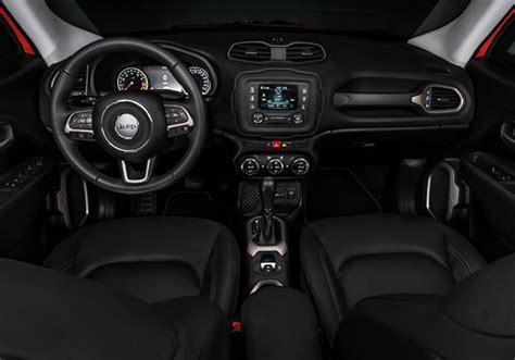 jeep renegade 2018 interior jeep renegade 2018 interior delantero autos actual m 233 xico