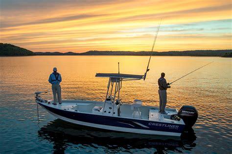 crestliner bay boats for sale 2016 new crestliner 2200 bay boat for sale 30 995