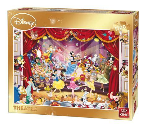 disney printable jigsaw puzzles puzzle disney theatre king puzzle 05262 1500 pieces