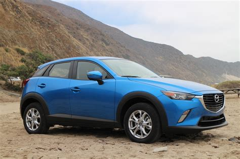 2016 Mazda Cx 3 Malibu California July 2015