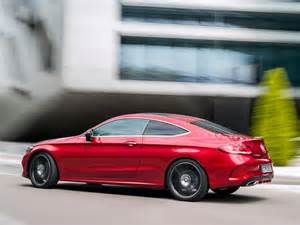 2015 new generation mercedes c class coupe announced