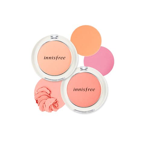 Innisfree Mineral Blusher phấn m 225 hồng chiết xuất từ bột kho 225 ng innisfree mineral